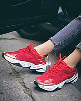 Nike Air M2K Tekno Red