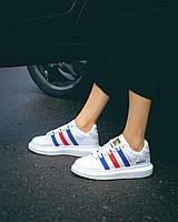 Adidas Super Star High Sole