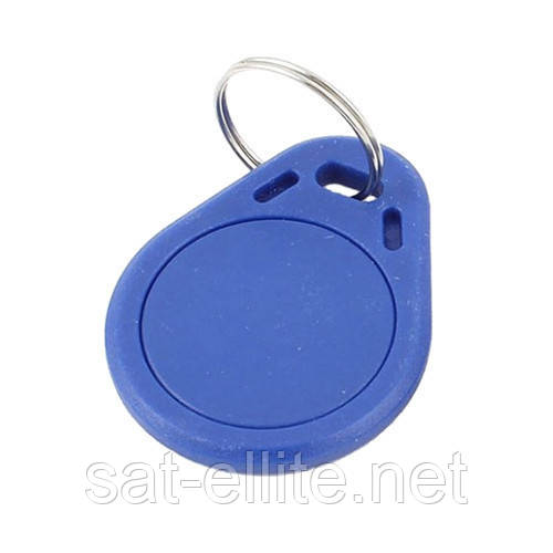 RFID РЧИД брелок Mifare 1K S50 Mifare1 M1 13.56МГц Zero OTP UID 0