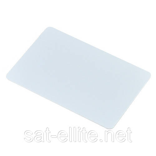 RFID РЧИД бесконтактная карта Mifare 1K S50 M1 13.56МГц Zero OTP UID 0