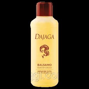 Бальзам для волос с кокосовым маслом Dajaga Balsamo Olio di Cocco 1000 ml