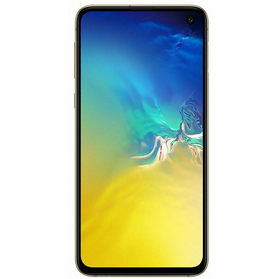 Смартфон Samsung Galaxy S10e 128GB Yellow SM-G970U