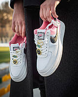 Nike Air Force 1 Low White/Pink