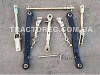 Комплект трехточковой навески для трактора, мини-трактора, мототрактора японского и китайского производства!