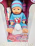 Кукла Пупс с музыкальным горшком YL 1823, фото 3