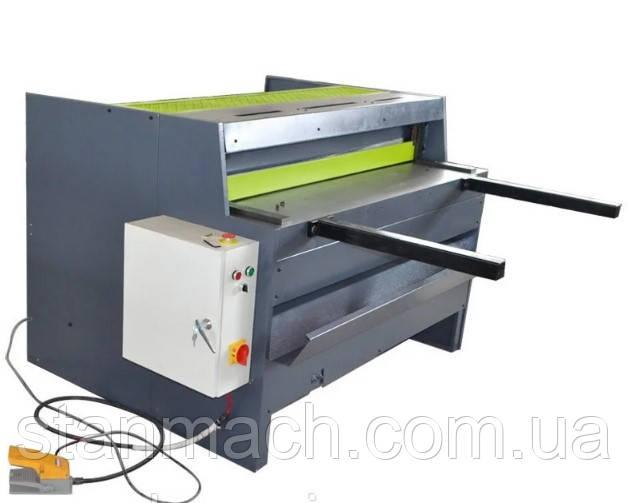 Cormak Q11 - 4x1250 гильотинные электрические ножницы
