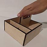 Органайзер для салфеток, перца и соли переносной, фото 2