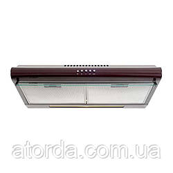 Витяжка Ventolux ROMA 60 BR 2M LUX Коричнева