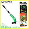Ручная беспроводная газонокосилка Zip Trim / Триммер для травы