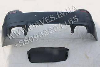 Задний бампер BMW F10 стиль M5