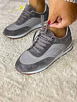 Комфортні кроси LORO PIANA (репліка), фото 1
