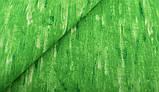 Зелений (салатовий) набір тканини для рукоділля - 8 відрізів 25*25 см, фото 8