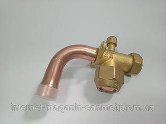 Сервісний клапан 90С 1/2 для кондиціонерів