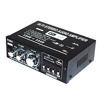 Усилитель ресивер Amp AK-699D c Usb, SD, FM, фото 1