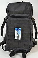 Тактический рюкзак Favor черный, фото 1