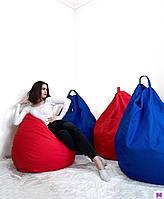 Кресло-мешок, бескаркасная мебель, кресло-груша, пуфики, бин- бэг, пуф