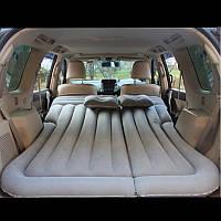 Надувной автомобильный матрас в багажник
