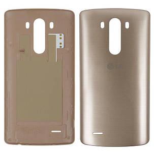 Задня кришка LG D855 G3 золотий, фото 2