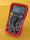 Мультиметр Uni-t UT33B+ цифровой, фото 2