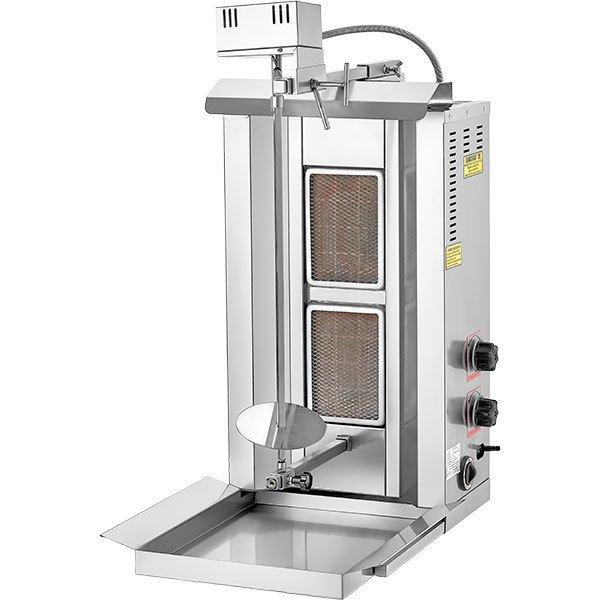 REMTA Аппарат для шаурмы газовый D04MZ (D14 LPG)