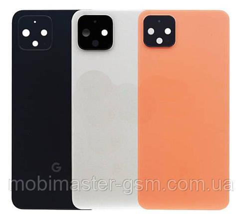 Задняя крышка Google pixel 4 белая, фото 2
