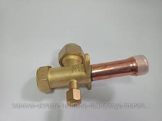 Сервісний клапан 180С 3/4 для кондиціонерів