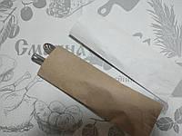 Конверти (Саше) для столових приборів крафт