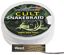 Лидкор Climax CULT Snake Braid без свинца 40lb 10 m weed