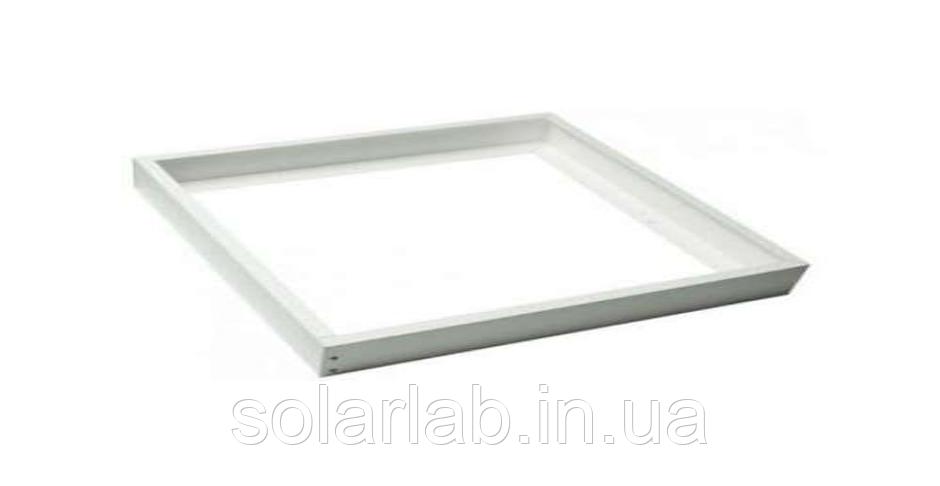Рамка для накладного монтажа к светильнику ДВО/ДПО 20У ЮПИТЕР-LED PANEL 36/45Вт (высота 55мм )