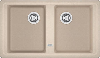 Кухонная мойка Franke Basis BFG 620 Бежевый (114.0363.939)