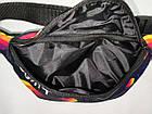Детская сумка на пояс Принты 11*31 см, фото 8