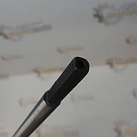 Вал приводной (шток) мотокосы О8мм. 4х4 шлицов
