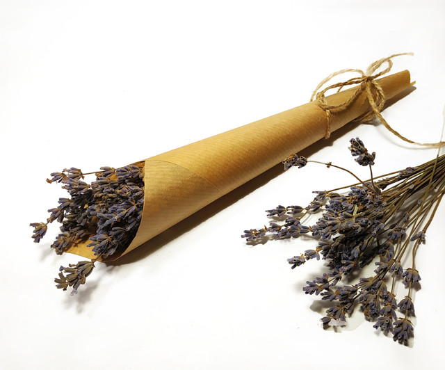 Букет лаванды купить /сухоцвет натуральной лаванды/ лаванда декор