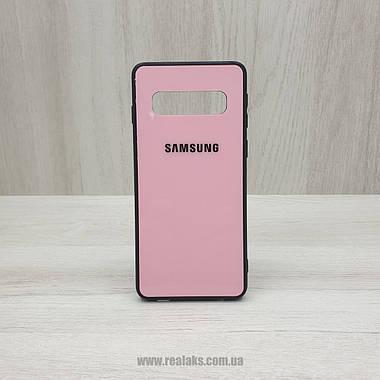 Чехол Color GLASS для Samsung S10, фото 2