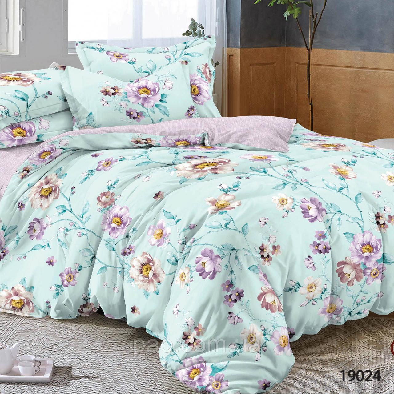 Постельное белье Цвет сакуры, ранфорс, 2-спальный набор