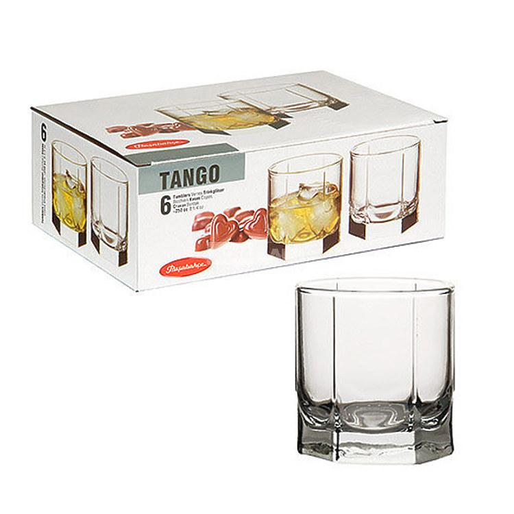 Набор стаканов Pasabahce Tango 250 мл 6 шт 42943
