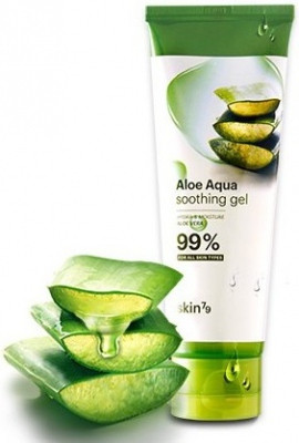 Зволожуючий Гель Алое Віра Skin79 Jeju Aloe Aqua Soothing Gel 99% 100g