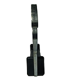 Ручка-крючок для твердотопливного котла типа Defro малая (Польша), фото 2