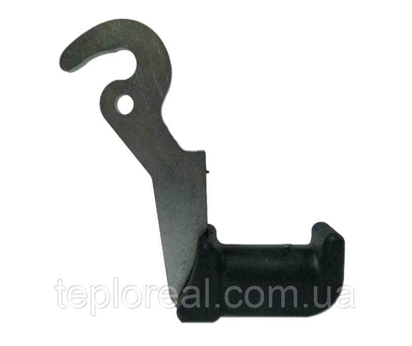 Ручка-крючок для твердотопливного котла типа Defro малая (Польша)