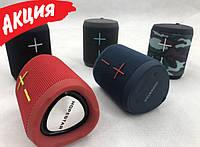 Беспроводная портативная Bluetooth Speaker колонка HOPESTAR-P14, Переносная Usb акустика, FM радио