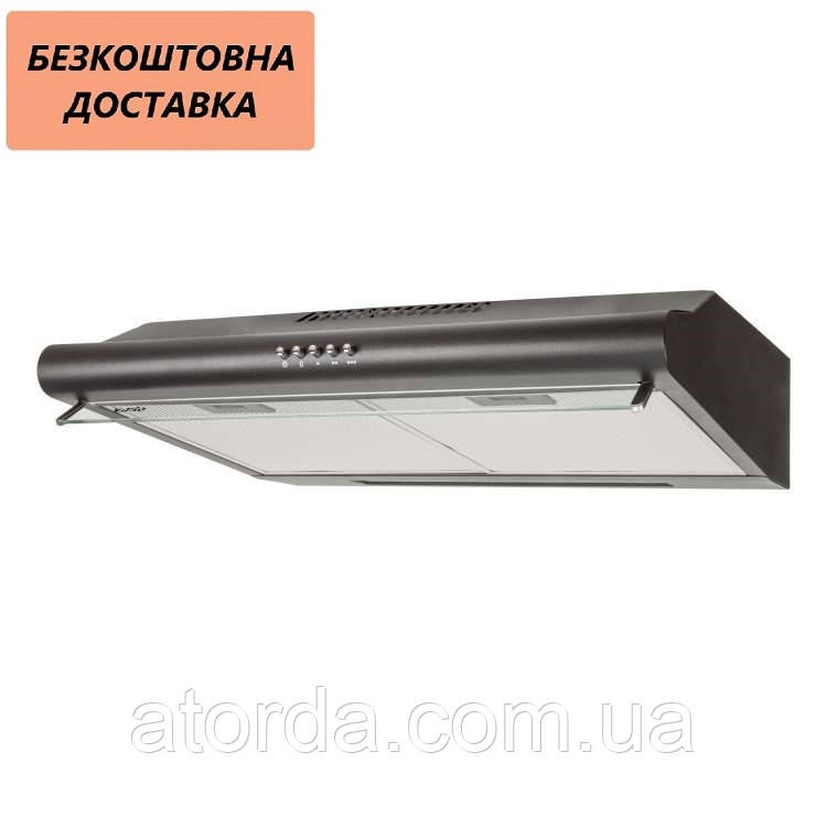 Вытяжка Ventolux ROMA 60 BK LUX Черная
