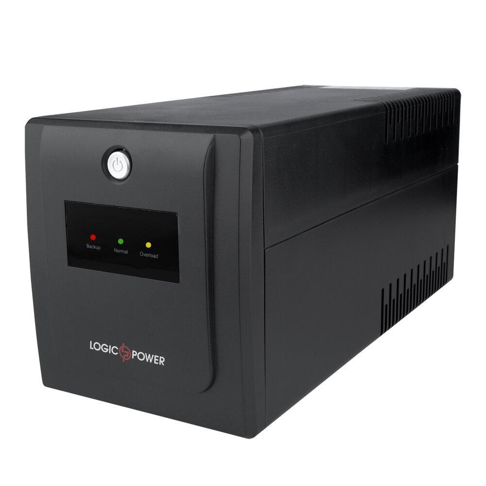 ИБП LogicPower LPM U850VA-P 510 вт линейно-интерактивный