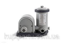 Моторный блок картриджный фильтрующий насос Intex 1472   5678 л/ч