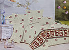 Постельный комплект бязевый Евростандарт, Беларусь, фото 4