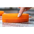 Набор универсальных силиконовых щеток-губок Better Sponge. Губка для мытья. Силиконовый спонж., фото 3