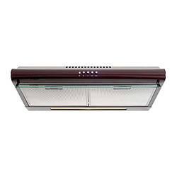 Витяжка Ventolux ROMA 50 BR 2M LUX Коричнева