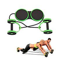Тренажер с эспандерами многофункциональный для тела