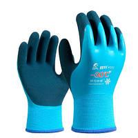 Перчатки морозостойкие водонепроницаемые -30 рабочие для рыбалки зимние