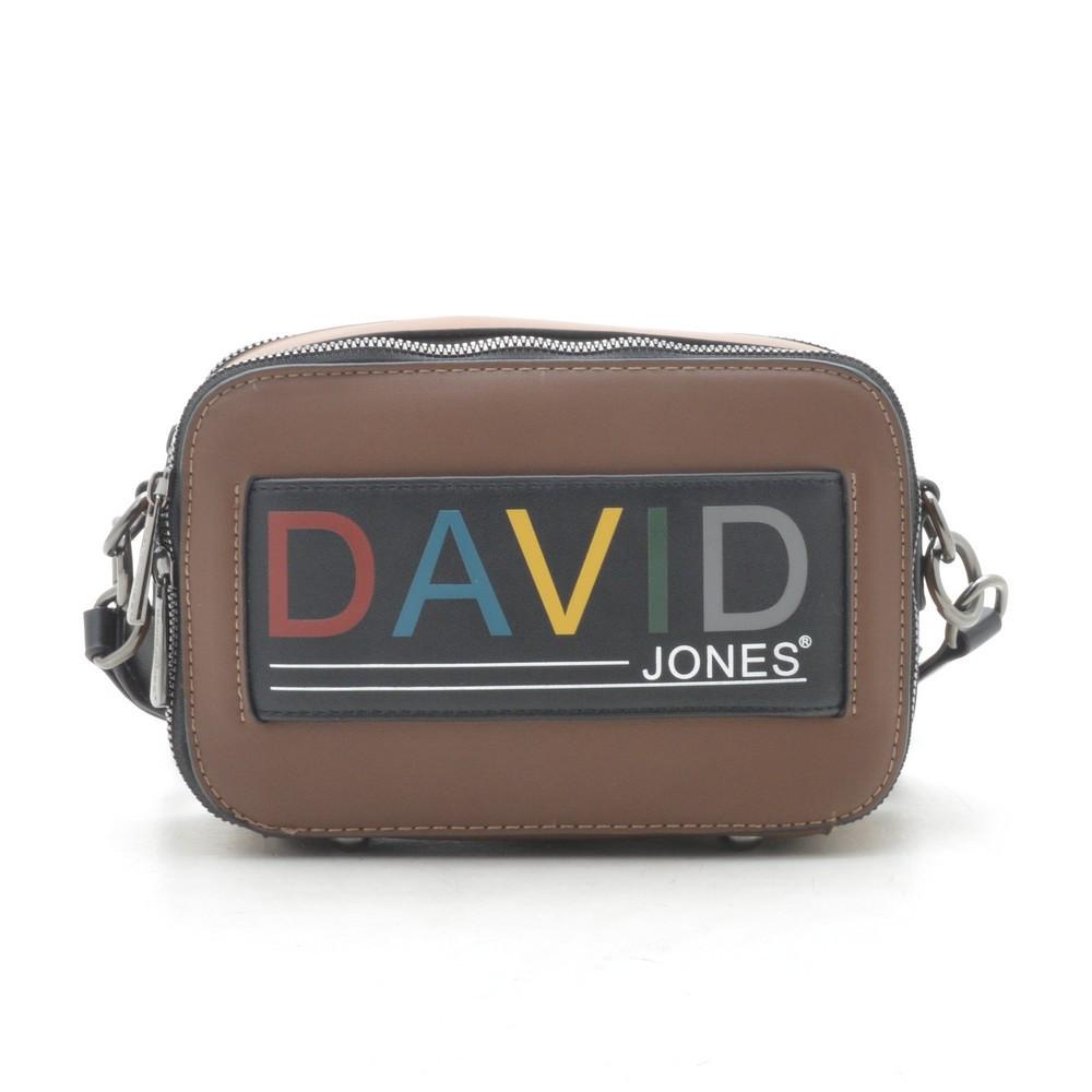 Женская сумка David Jones из высококачественной экокожи 6138-1