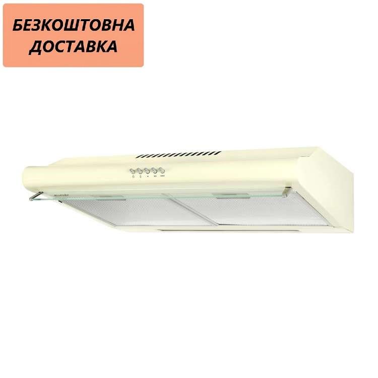 Кухонная вытяжка Ventolux ROMA 50 IVORY LUX  Слоновая кость (Кремовый)